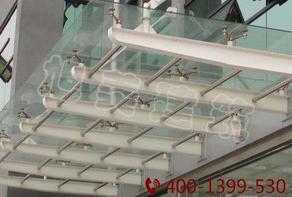 丹东钢结构雨棚